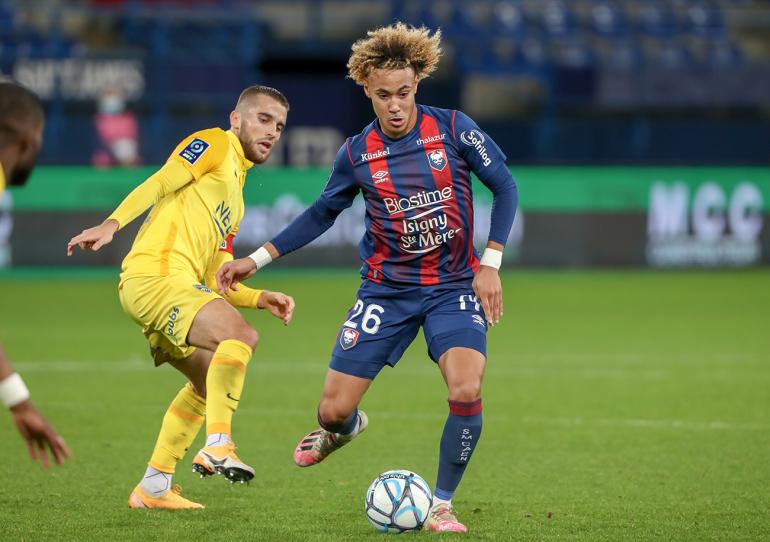 [3e journée Ligue 2 BKT] SM Caen - Sochaux Alexis%20Beka%20Beka